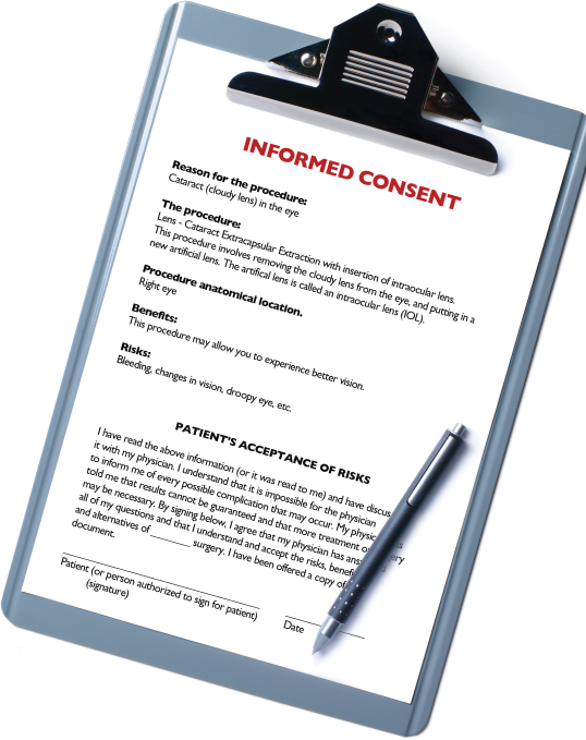 Analysis: How informed are participants from the Informed Consent Form